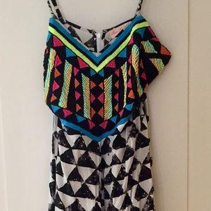 Mara Hoffman Embellished Alta Maxi Dress